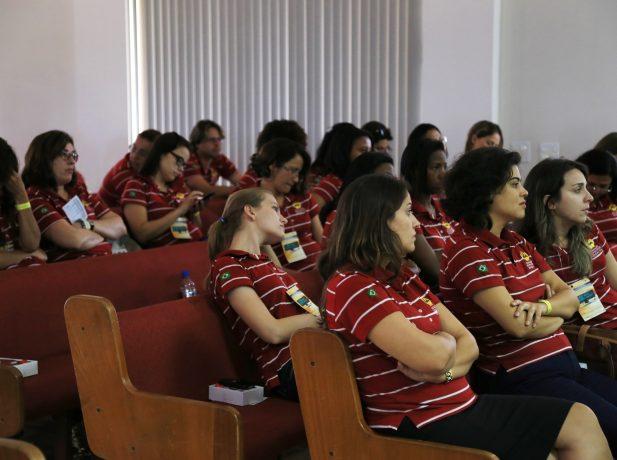 Professores participam da Capacitação de Professores de 2016