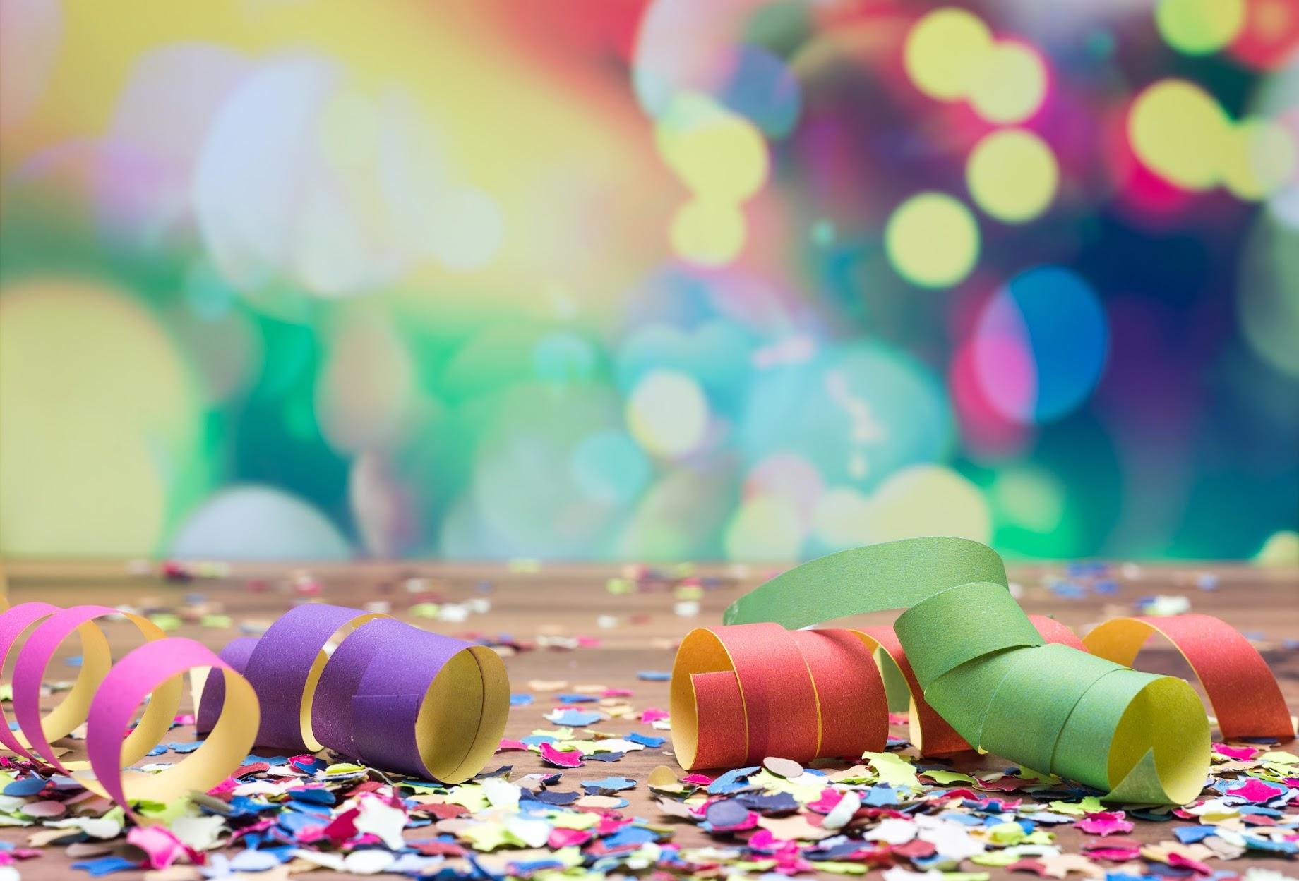 Festas permitem fuga das normas cotidianas