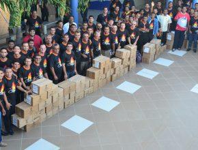 Encontro reuniu 110 evangelistas voluntários
