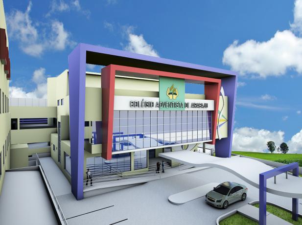 Colégio Adventista de Aracaju será um dos mais modernos do estado