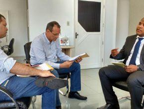 Durante a visita o secretário pôde conhecer melhor as ações e as crenças dos Adventistas do Sétimo Dia