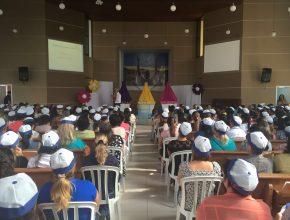 370 mulheres participaram do treinamento.