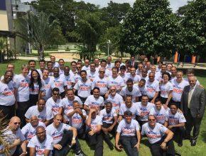 Pastores mobilizados na campanha 10 Dias de Oração