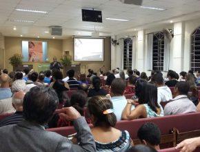 Igreja Adventista do bairro Céu Azul, em Belo Horizonte