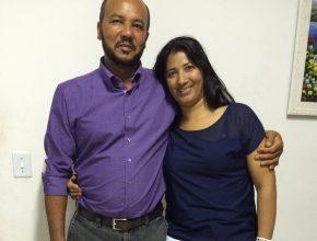 Claúdia e Manoel decidiram fazer um pacto de fidelidade com Deus. Desde então, muitas mudanças positivas começaram a acontecer.
