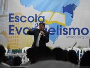 Presidente da IASD em Sergipe encoraja missionários