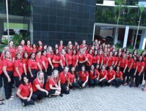 Coordenadoras e Orientadoras pedagógicas de MG, ES e RJ