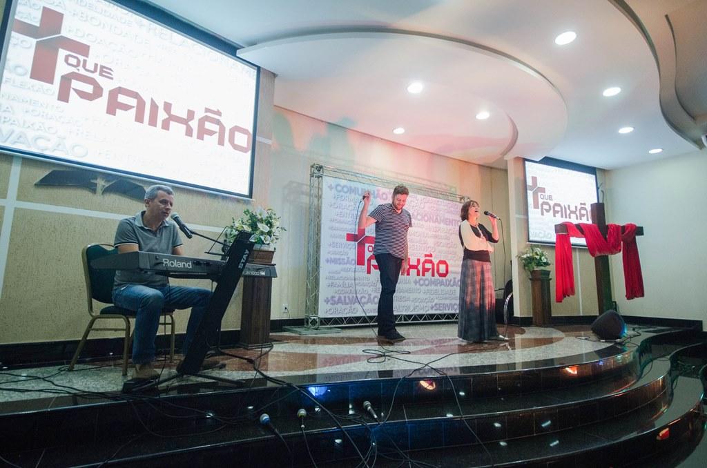 Regina Mota, Lineu Soares e Marcel Freire estiveram presentes durante todo o encontro.
