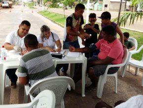 Atendimento médico grátis foi oferecido em comemoração ao Dia Mundial do Jovem Adventista