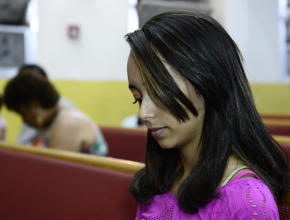 Maitê é aluna da Educação Adventista há 5 anos (Foto/ Wallcley Rêner)