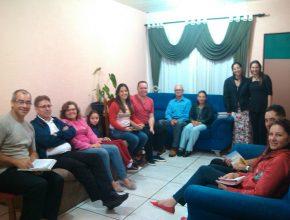 Reuniões semanais estão mobilizando classes da Escola Sabatina e Pequenos Grupos.