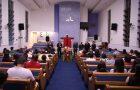 Semana Santa termina com mais de 200 batismos