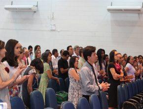 Líderes foram estimulados a desenvolver mais Comunhão, Relacionamento e Missão