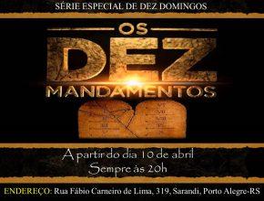 DEZ MANDAMENTOS (2)