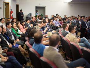 Cerca de 100 profissionais se reuniram no 1º Encontro de Jornalistas Adventistas do Estado de São Paulo.