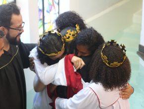 Estudantes do internato Adventista no Paraná firmam e renovam compromisso espiritual durante semana de oração