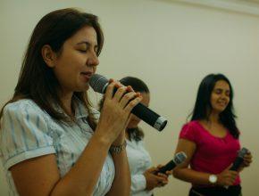 Durante a programação foi destacada a importância do bem estar emocional da esposa, para que o trabalho ministerial do pastor se desenvolva da maneira correta.
