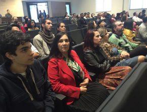 Cerca de 80 pessoas participaram da primeira edição