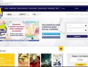 site livro viajante