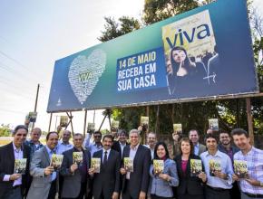 Líderes da sede Administrativa da Igreja Adventista para todo o Estado de São Paulo participam do Impacto Esperança 2016.