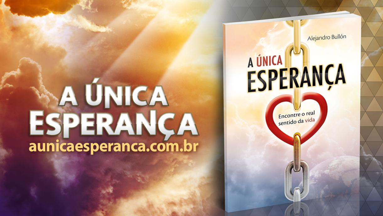 Livro A Única Esperança, de Alejandro Bullón, figurou como destaque nas menções feitas pelos entrevistados da pesquisa do Instituto Pró-Livro.