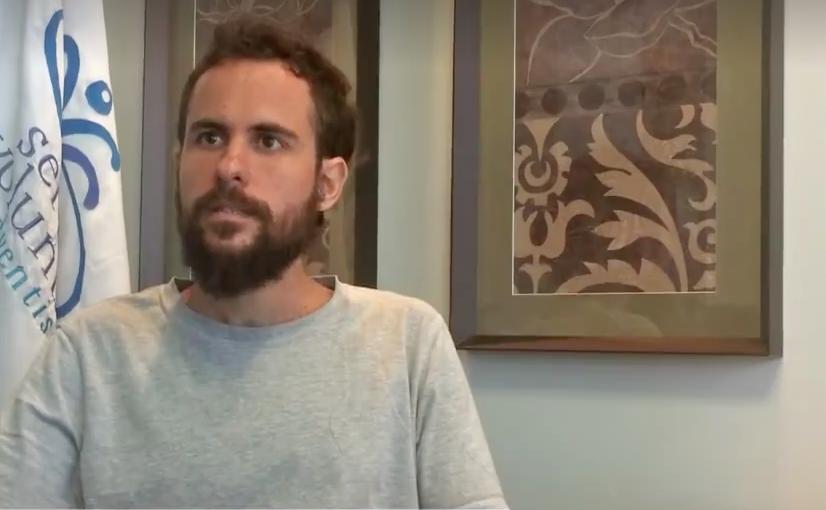 Fernando deixou as perspectivas de trabalho em São Paulo e foi servir no interior do Amazonas.