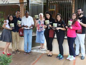 Equipe de comunicação da União Central Brasileira participa do Impacto Esperança em Viradouro.