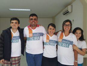 Professores do NAD - Núcleo ADRA de Desenvolvimento dedicam horas do seu dia, como voluntários, para ensinas a crianças carentes do Rio Grande do Norte