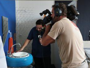 TV Gazeta cobre Casa Cor