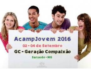 Evento é voltado para jovens de Minas Gerais das regiões central, centro-oeste e Triângulo Mineiro