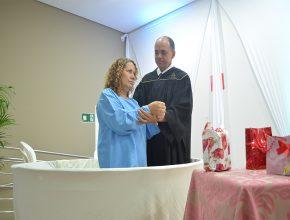 Envolvimento das mulheres no evangelismo resultou em vários batismos na região. Foto: Demetrius Lima