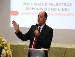 Pastor Claudiney Santos: que estes profissionais desenvolvam atividades intencionais com o objetivo de alcançar as pessoas