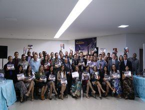 Participantes comprometidos com a missão