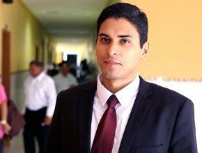 Pastor Márcio Lages, líder de Ministério Pessoal (MiPes) da Associação Sul do Pará.