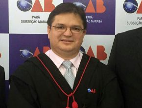 Dr. Haroldo Gaia, presidente da subseção de Marabá da Ordem dos Advogados do Brasil.