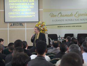 Pastor Amin Rodor participará também no próximo final de semana.