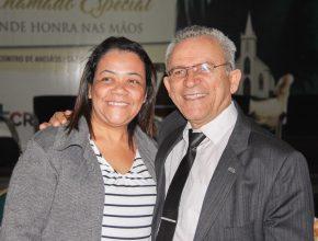 Ana Claudia participa pela primeira vez deste encontro.