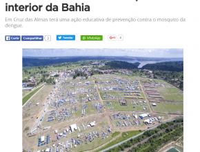 2306 - Mais de 15 mil adolescentes farão São João Solidário