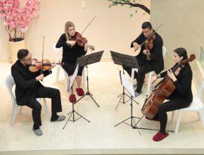 IASD Nipo realiza concerto musical.