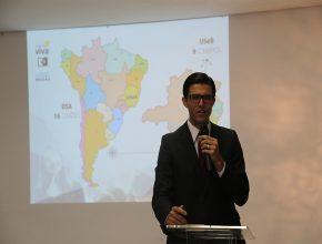 Pastor Eber Nunes afirma que igreja existe para preparar gente para buscar gente