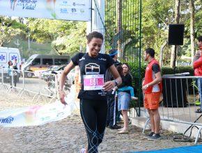 Ivaniz Aparecida Ribeiro é a primeira colocada no ranking feminino