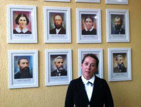 Mural relembra os pioneiros