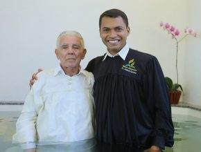 batismo senhor Maurílio