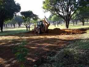 Após o evento, o Parque Ipanema será revitalizado.