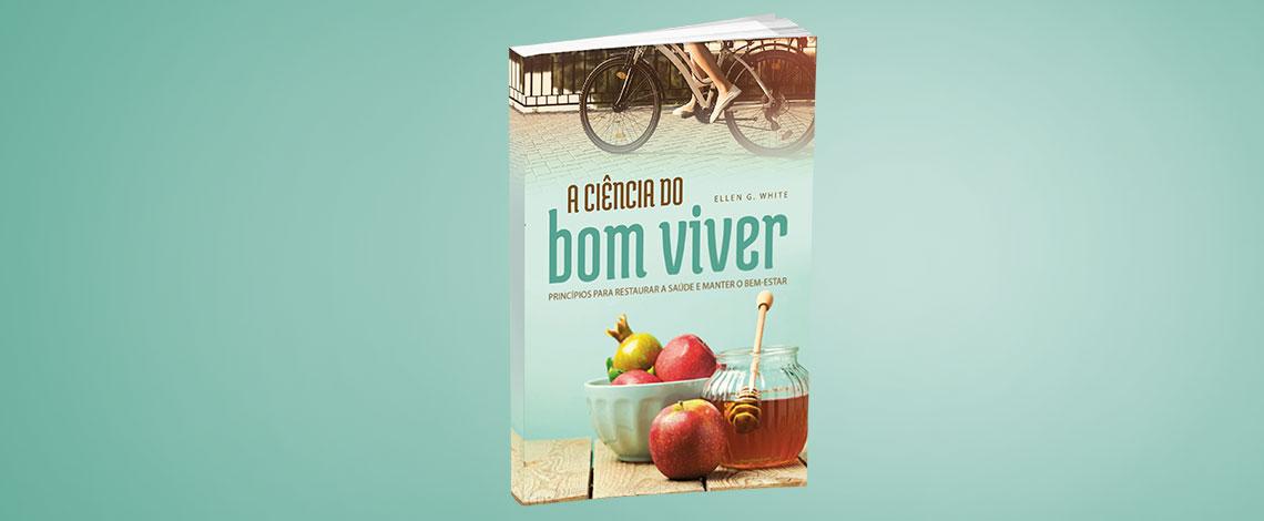 Livro trata de saúde de uma forma integral na vida humana.