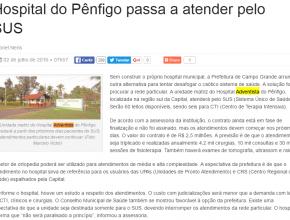 0307 - Hospital do Pênfigo passa a atender pelo SUS