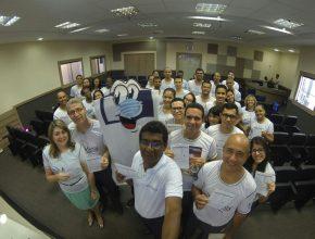 Líderes e funcionários da ABaC envolvidos no Mutirão da Lição 2017