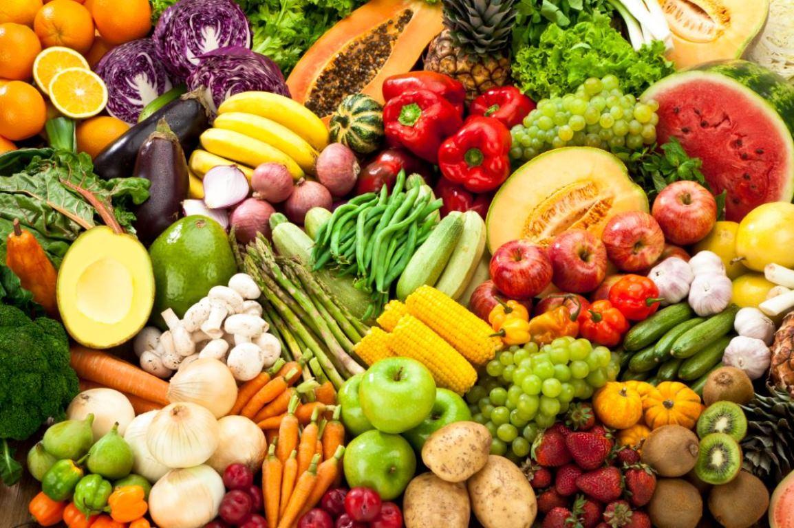 Dieta rica em frutas e legumes garante maior qualidade de vida