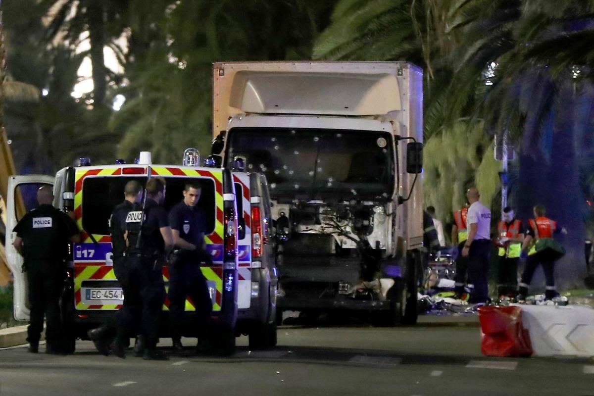 Caminhão foi usado para os ataques. Instabilidade é grande na região