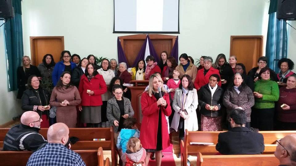 sabado missionario da mulher - Rio Grande